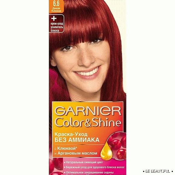 Garnier Color & Shine